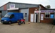 Book Mots,  Car Garage   Car Servicing - Hunter's Garage Stewkley