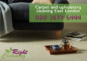 Efficient carpet cleaning East London - Bow,  Whitechapel