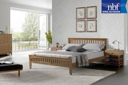Gorgeous Sandhurst Wooden Single Bed Frame