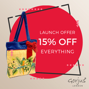 SPECIAL LAUNCH OFFER!! - Gorjus London