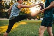 Knee Rehabilitation Exercises | Personal Trainer in London Bridge