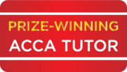 Prize-winning ACCA Tutor | London