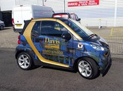 Enjoy Professional Car Wrapping and Graphics Services in London