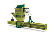 GREENMAX Apolo C100 Helps Recycling EPS Waste