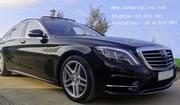 Online executive car rental London