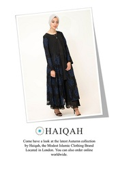 Shop Modest Islamic fashion clothing Online On This Winter