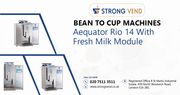 Aequator Rio 14 With Fresh Milk Module