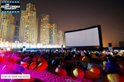 Hire Infatable Cinema Screen at affordable price