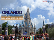 Cheap Flights to Orlando from London 2018-2019