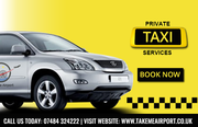 Take Me Airport | Taxi Transfer Service UK