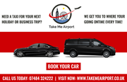 Take Me Airport | Online Taxi Booking