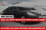 Take Me Airport | Heathrow Airport Transfers