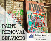 Proffesional Paint Removal In London | Call Us: 01268 755590