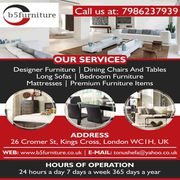 Bedroom Furniture Retailer London   B5 Furniture