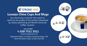 Lavazza China Cups And Mugs