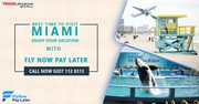 Cheap Flight to Miami from London 2019-2020