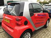 Car Wrapping Services in London