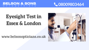 Eyesight Test in Essex & London