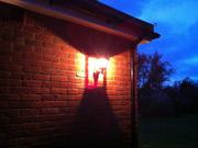 Security Lighting in Kensington
