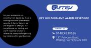 Key holding and Alarm response