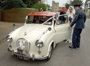 Wedding Classic Car Hire in the UK – Give your special day that classi