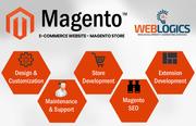 Magento E-Commerce Development – Web-Logics
