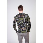Cavalli Class - Men's sweater long sleeves by Designer Tagged