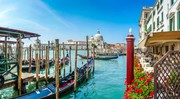 Rome and Venice Break - Flights and Train Ride