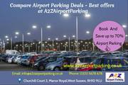 A2Z - Secured Gatwick Airport Parking with 70% Off. Compare & Book