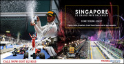 7 Night/ 8 Days Singapore F1 Package Deals