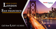 cheap flights to san francisco from Manchester, Call now: 02071128313