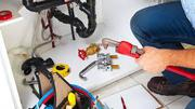 Emergency plumbing,  electrical and heating services in Coombe,  London