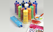 Buy online Assorted Fabric Felt,  Foam Sheet,  Ink Pad,  Tissue Paper,