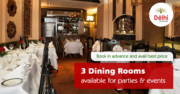 Best Halal Restaurants near Covent Garden,  Soho | DelhiBrasserie