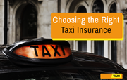 Taxi Insurance London