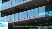 Aluminum roller shutters and  glass glazing services in London