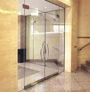 Eye-catchy manifestations with Frameless Glass Doors