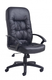 Comfortable Leather Executive Chair by Relax office Furniture Ltd