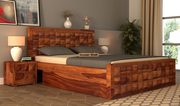 Buy Bed Online upto 55% off | Wooden Street