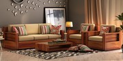 Sale!! Buy Wooden Sofas at Low Price in UK at WoodenStreet