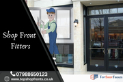 Recommended fitting services in Shop front Installations