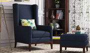 Shop Wing Chairs in UK at Best Price | WoodenStreet