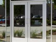 Bring back the beauty factor with aluminium doors