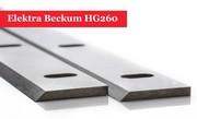 Elektra Beckum HG260 Planer Blades Knives - 1 Pair