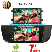 MG 6 MG6 MG550 Car radio GPS android