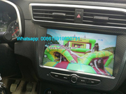 MG ZS Car audio radio update android GPS navigation camera
