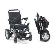 Mobility Solutions Direct Electric Lightweight Folding Wheelchair