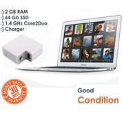 Refurbished Apple 2GB Apple 128 GB Hard Drive Capacity Laptops in lowe