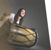 Enjoy Sheena boll Punjabi Dhol tunes in UK