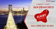 Book Direct Flights to San Francisco from London